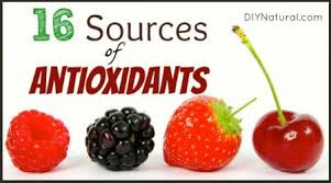 fruits sources of antioxidants